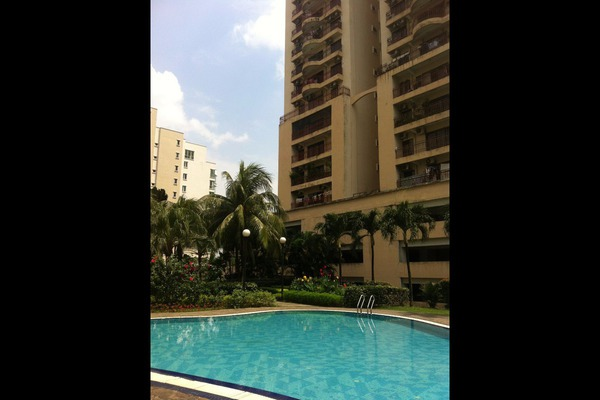 For Rent Condominium at Abadi Villa, Taman Desa Leasehold Fully Furnished 3R/2B 1.5k