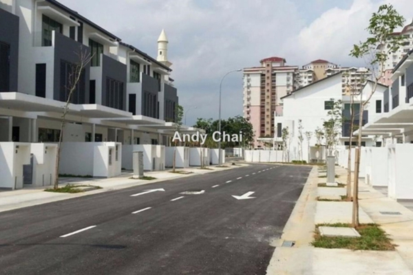 For Sale Terrace at Laman Bayu, Bukit Jalil Freehold Unfurnished 5R/5B 1.75m