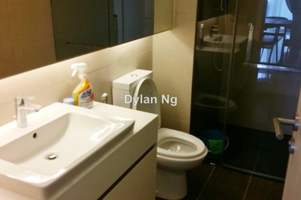 For Sale Condominium at The Horizon Residences, KLCC Leasehold Unfurnished 2R/2B 1.24m