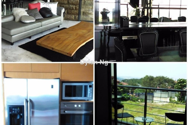 For Sale Duplex at The Loft, Bangsar Leasehold Unfurnished 4R/5B 3.6m
