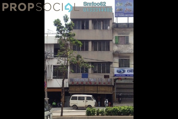For Sale Shop at Rampai Business Park, Setapak Leasehold Unfurnished 0R/0B 3.5m