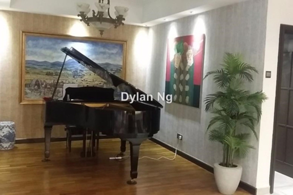For Sale Apartment at 3 Kia Peng, KLCC Freehold Unfurnished 4R/5B 2.9m