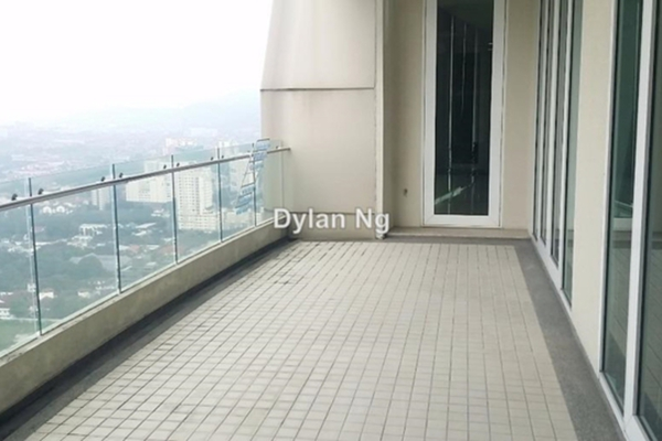 For Sale Condominium at The Oval, KLCC Leasehold Unfurnished 5R/7B 8.5百万