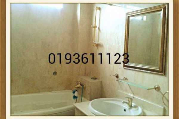For Sale Apartment at U-Thant Residence, Ampang Hilir Leasehold Fully Furnished 5R/4B 28m