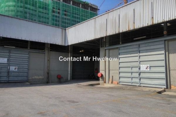For Rent Factory at Section 13, Petaling Jaya Leasehold Unfurnished 0R/0B 15.7k