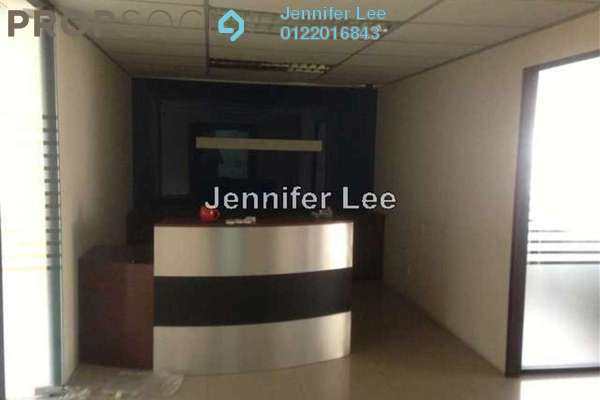 For Rent Office at Taman Kuchai Jaya, Kuchai Lama Leasehold Fully Furnished 5R/2B 2.5千