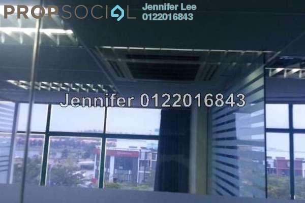 For Rent Office at Kemuning Bayu , Kemuning Utama Freehold Fully Furnished 7R/2B 3.5k