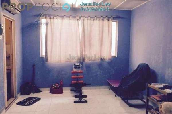 For Rent Terrace at USJ 2, UEP Subang Jaya Freehold Semi Furnished 4R/3B 1.7k
