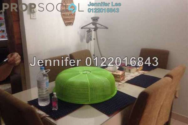 For Rent Terrace at USJ 2, UEP Subang Jaya Freehold Semi Furnished 4R/3B 1.5k