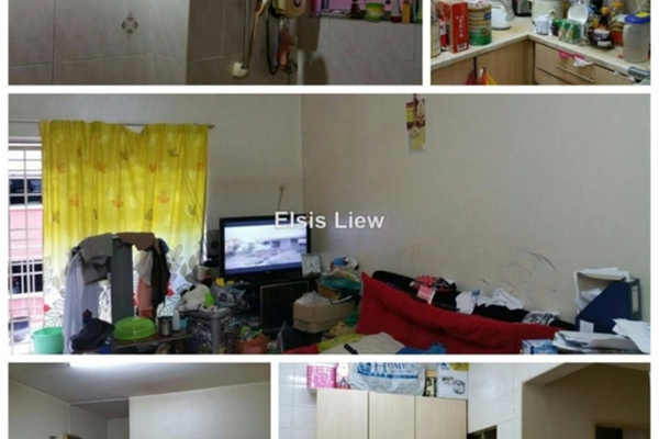 For Sale Condominium at Ketumbar Hill, Cheras Leasehold Unfurnished 2R/1B 368k