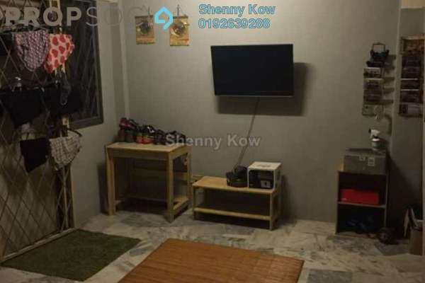 For Sale Apartment at Pandan Height, Pandan Perdana Freehold Semi Furnished 3R/2B 288k