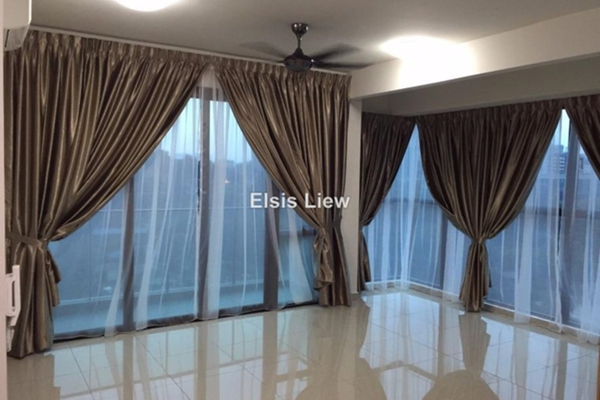 For Rent Condominium at The Leafz, Sungai Besi Leasehold Semi Furnished 3R/2B 2.6k
