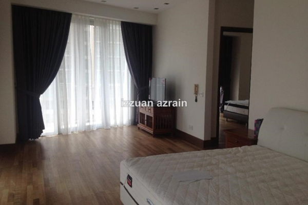 For Sale Condominium at Kirana Residence, KLCC Leasehold Fully Furnished 7R/7B 8m