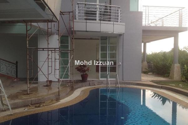 For Sale Bungalow at Taman Bukit Damansara, Damansara Heights Freehold Semi Furnished 8R/7B 15.5m