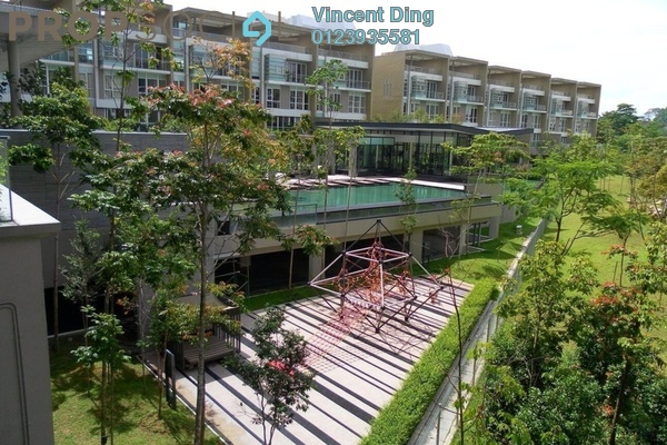 For Sale Condominium at One Menerung, Bangsar Freehold Semi Furnished 3R/2B 4.1m