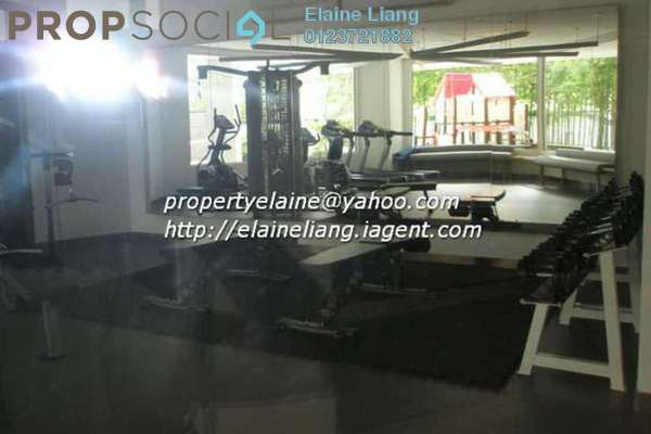 For Sale Condominium at Idaman Residence, KLCC Freehold Semi Furnished 3R/4B 1.93m