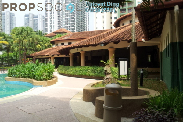 For Rent Condominium at Mont Kiara Sophia, Mont Kiara Freehold Fully Furnished 3R/2B 3.7千