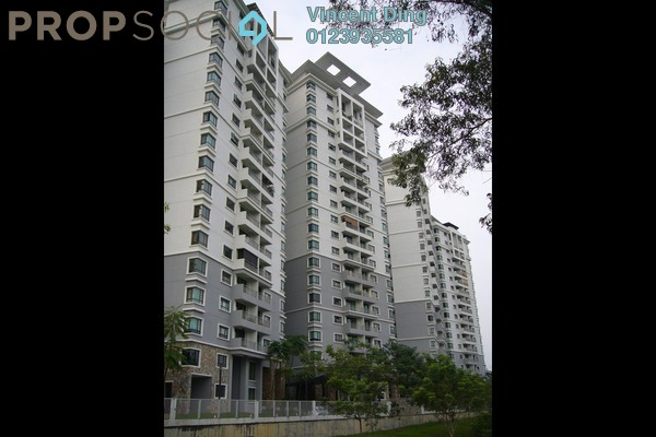 For Rent Condominium at Opal Damansara, Sunway Damansara Leasehold Fully Furnished 4R/3B 2.55k