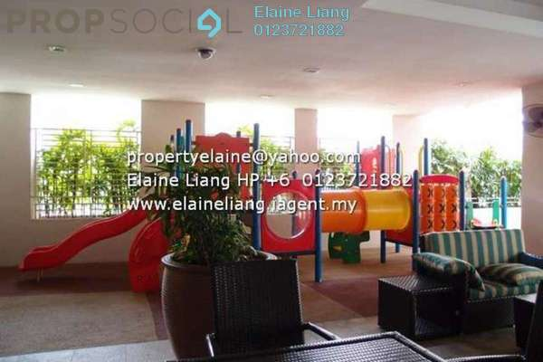 For Rent Condominium at The CapSquare Residences, Dang Wangi Freehold Fully Furnished 3R/2B 6.4k