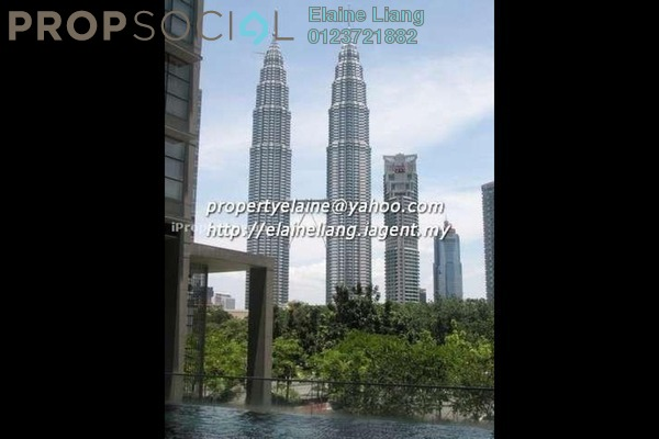 For Sale Condominium at Park Seven, KLCC Freehold Fully Furnished 5R/4B 6.3m