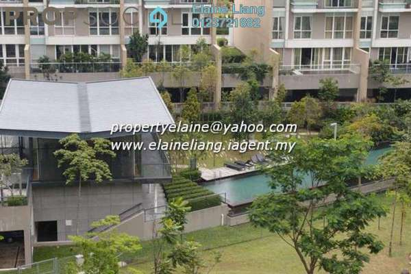 For Sale Condominium at One Menerung, Bangsar Freehold Semi Furnished 4R/6B 4.76m