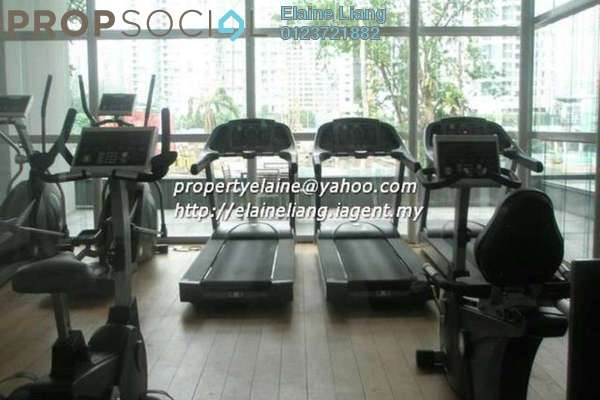 For Rent Condominium at Dua Residency, KLCC Freehold Semi Furnished 3R/4B 8.5k