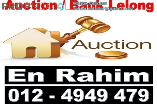 For Sale Apartment at Kenari Court, Pandan Indah Leasehold Unfurnished 3R/2B 220k
