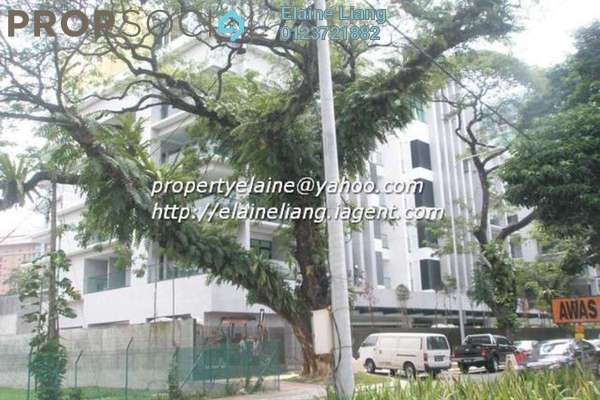 For Sale Condominium at Ampersand, KLCC Leasehold Semi Furnished 4R/5B 6.7m