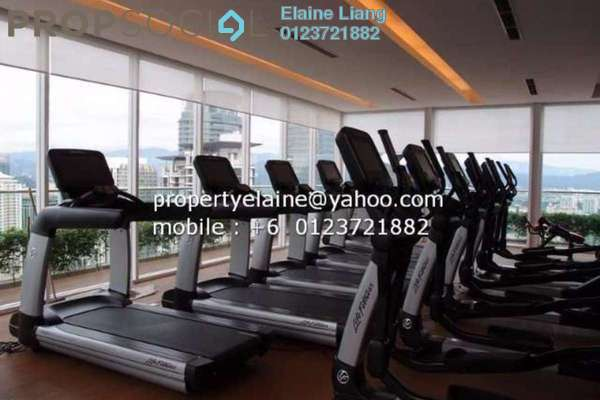 For Sale Condominium at Quadro Residences, KLCC Freehold Semi Furnished 3R/4B 3.05m