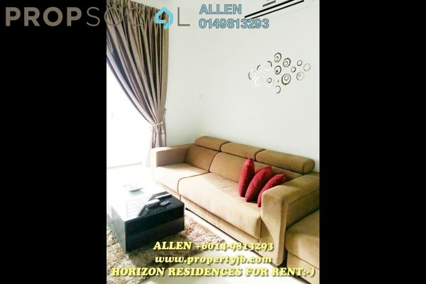 For Rent Condominium at Bukit Indah, Iskandar Puteri (Nusajaya) Freehold Fully Furnished 3R/2B 3k