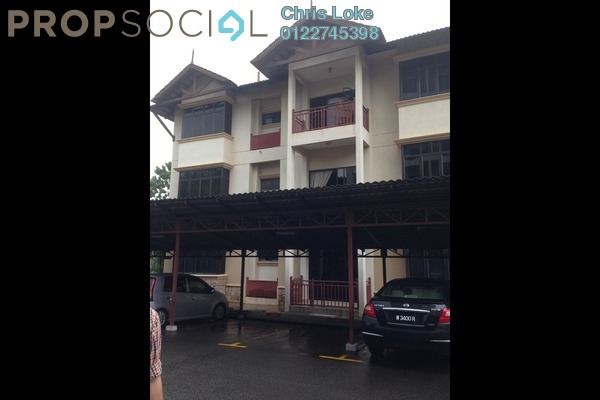 For Sale Condominium at D'Melor, Cyberjaya Freehold Semi Furnished 3R/2B 550k