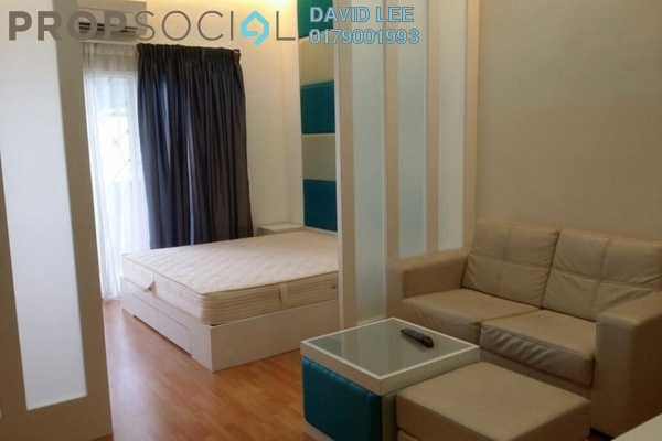 For Rent Serviced Residence at Waldorf Tower, Sri Hartamas Freehold Fully Furnished 1R/1B 2.1k
