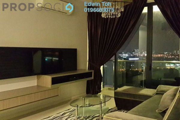 For Rent Condominium at LaCosta, Bandar Sunway Leasehold Fully Furnished 2R/2B 4.1k
