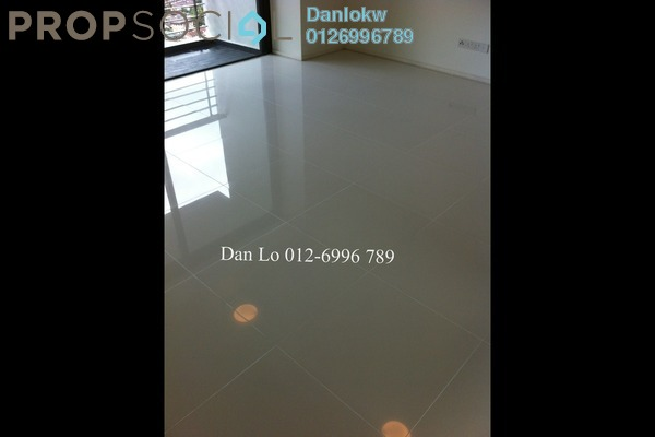 For Rent Condominium at Hampshire Place, KLCC Freehold Semi Furnished 1R/1B 3.7k