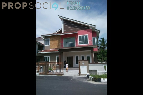 For Rent Bungalow at Taman Banting Jaya, Banting Freehold Unfurnished 6R/6B 1.5k