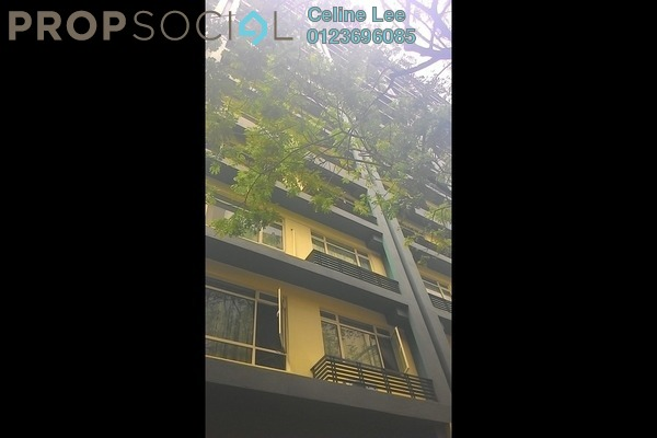 For Sale Condominium at 38 Bidara, Bukit Ceylon Freehold Fully Furnished 1R/2B 670.0千