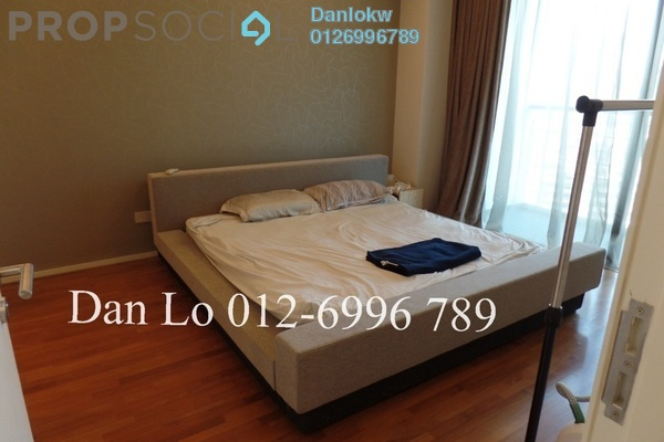 For Rent Condominium at Hampshire Place, KLCC Freehold Semi Furnished 1R/1B 4.3k