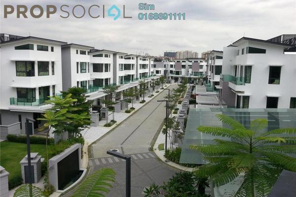 For Sale Semi-Detached at Armada Villa, Taman Desa Leasehold Unfurnished 5R/6B 3m