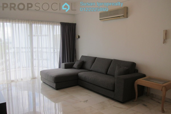 For Rent Condominium at Bukit Robson Condominium, Seputeh Freehold Fully Furnished 2R/2B 2.6千