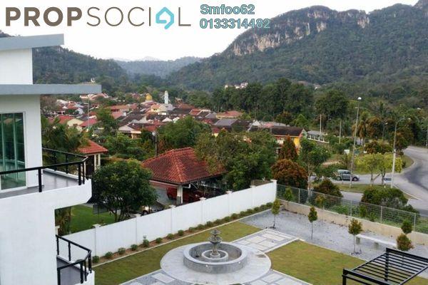 For Sale Semi-Detached at Taman Melawati, Kuala Lumpur Leasehold Semi Furnished 6R/5B 2.6m