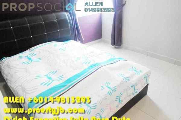 For Rent Condominium at Nusa Duta, Iskandar Puteri (Nusajaya) Freehold Fully Furnished 3R/3B 3.2k