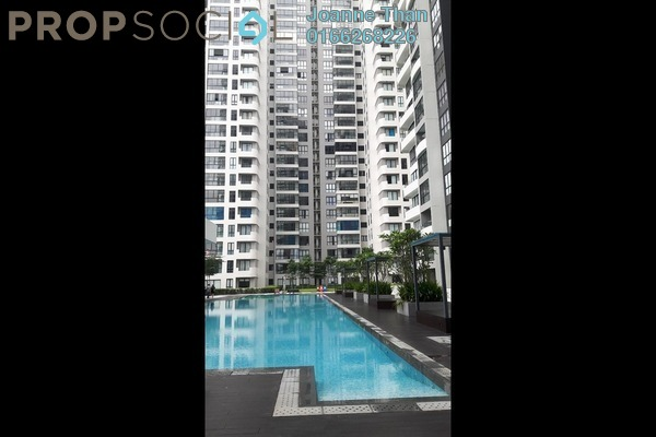 For Rent Condominium at Concerto Kiara, Dutamas Freehold Fully Furnished 3R/3B 4.9k