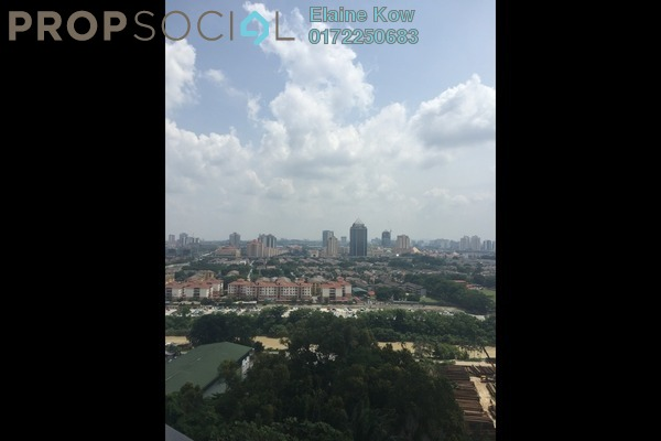 For Sale Condominium at Zefer Hill Residence, Bandar Puchong Jaya Freehold Unfurnished 3R/3B 655k