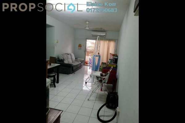 For Sale Apartment at Kinrara Ria, Bandar Kinrara Leasehold Semi Furnished 3R/2B 328k