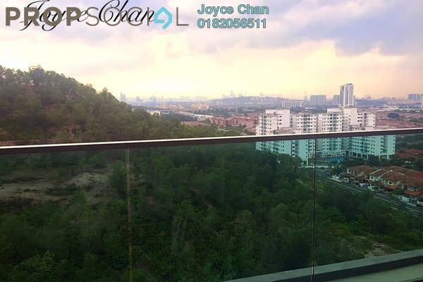 For Sale Condominium at Rimba Residence, Bandar Kinrara Freehold Semi Furnished 3R/2B 668k
