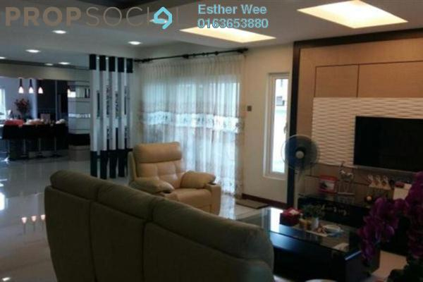 For Sale Terrace at USJ 5, UEP Subang Jaya Freehold Semi Furnished 5R/4B 1.8m