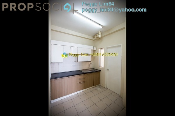 For Rent Condominium at Casa Subang, UEP Subang Jaya Freehold Semi Furnished 4R/3B 1.2k