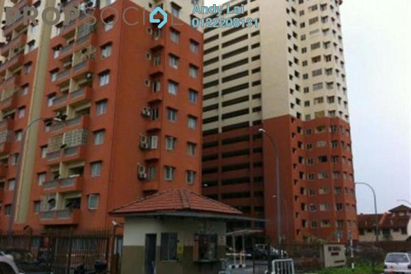 For Sale Apartment at Sri Dahlia Apartment, Kajang Freehold Semi Furnished 3R/2B 288k