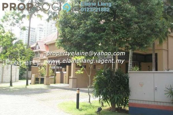 For Sale Semi-Detached at Bukit Kiara Residences, Sri Hartamas Freehold Semi Furnished 5R/6B 3.45m