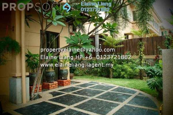 For Sale Semi-Detached at Aman Sari, Puchong Leasehold Semi Furnished 5R/6B 2.5m